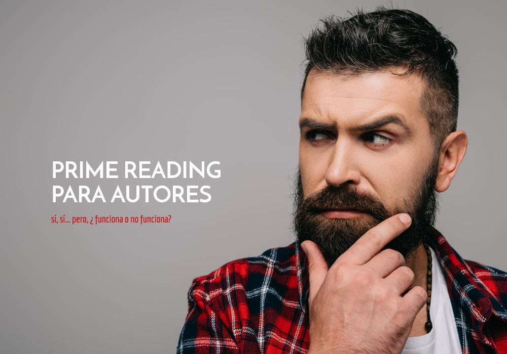 prime reading autores